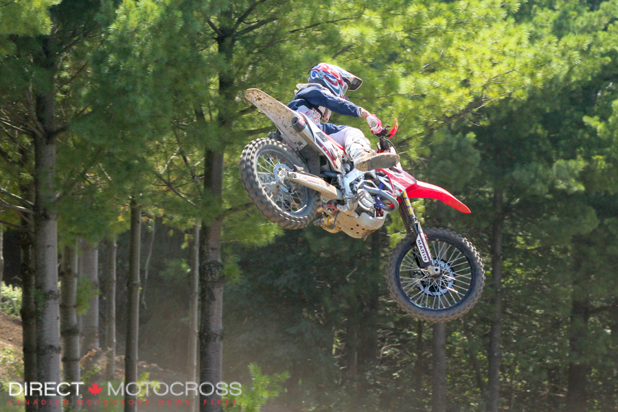 His 1-3 motos gave him the overall again at Walton.