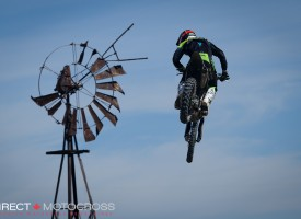 A Few Photos from Arenacross Practice Thursday