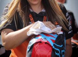 Catching Up with…KTM Canada's Claudie Lapointe