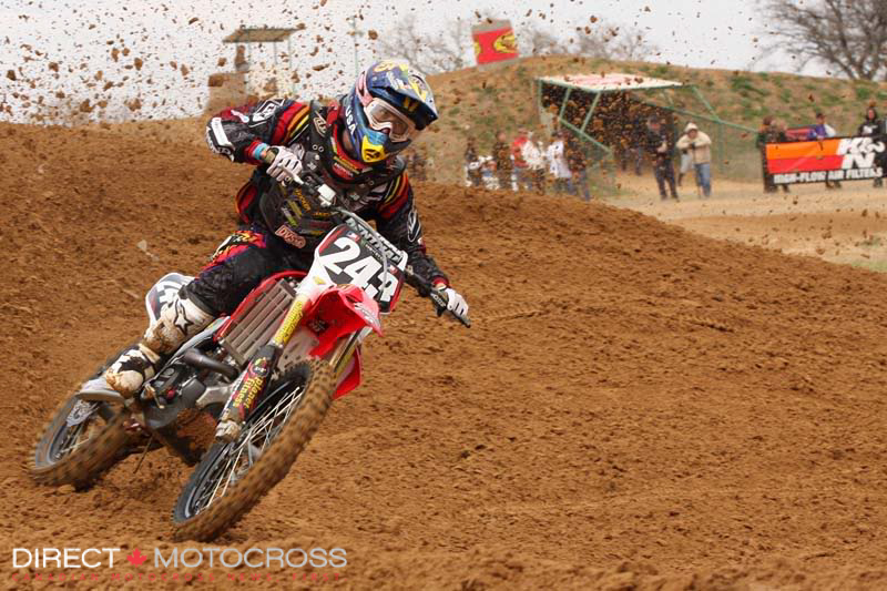 #243 Eli Tomac was undefeated in the top 2 250 classes that week.