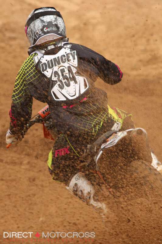 Hey, what ever happened to Blake Dungey?