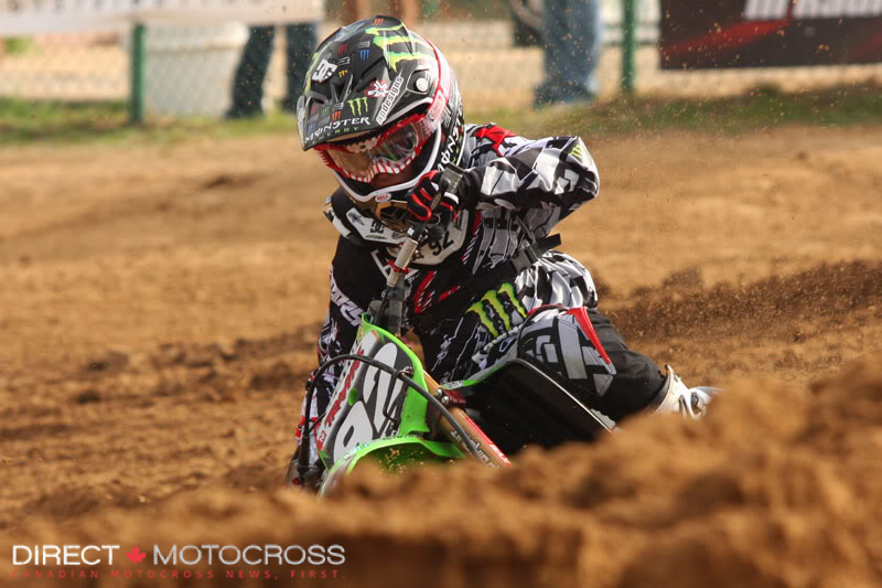 #92 Adam Cianciarulo was the one to beat in the 85 and Supermini classes.