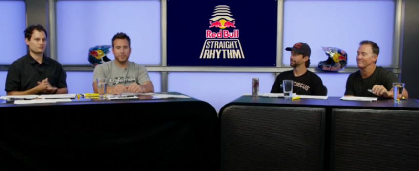 Red Bull Straight Rhythm Pre-Show