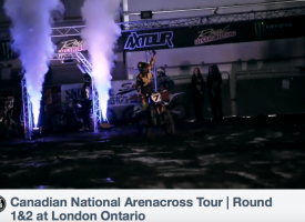 Video: Canadian National AX Tour – Round 1 and 2|London, ON