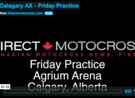 Canada AX Tour – Calgary Pro Practice Video