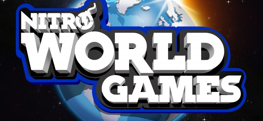 INAUGURAL NITRO WORLD GAMES ANNOUNCED FOR JULY 16, 2016