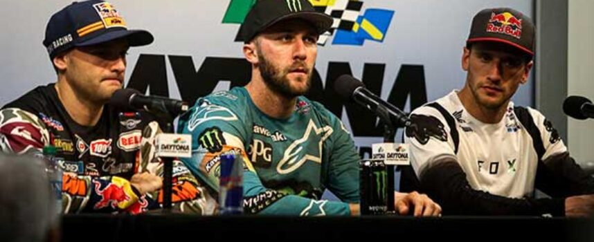 Salt Lake City SX | Round 11 Press Conference Notes