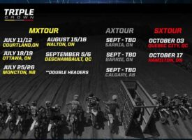 2020 Rockstar Triple Crown Tour Schedule (May)