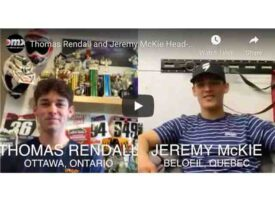 Video Interview with Thomas Rendall and Jeremy McKie