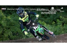 #19 Marshal Weltin Video Interview | Race Tech