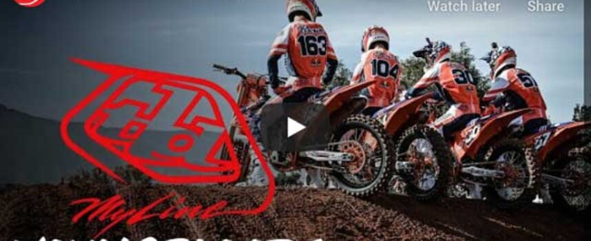 Video   MyLine Stories: Youngbloods   Troy Lee Designs