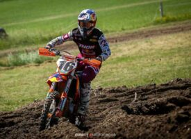 Video | Walton Raceway AMO OPC2 | Youth (Int/Pro) Moto 2