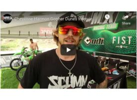Video | Cheyenne Harmon Gopher Dunes Interview | Addikt Graphics