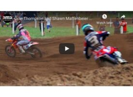 Video | Cole Thompson and Shawn Maffenbeier Battle at Gopher Dunes | KTM Canada
