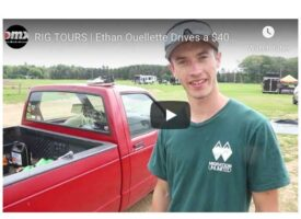 RIG TOURS | #192 Ethan Ouellette Shows US around his $400 Pick-Up