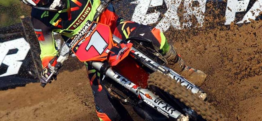 Video | Pre Mix Moto 2 from Gopher Dunes MX National