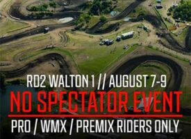 Walton MX National Rules