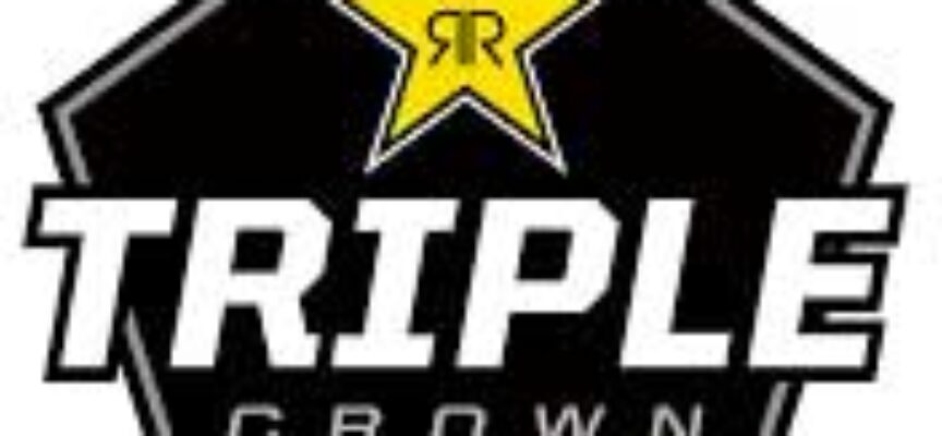 Rockstar Energy Triple CrownPartner with Mike Jackson GMC