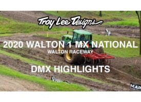 Walton 1 MX National | DMX Video Highlights