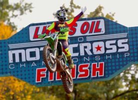 Cianciarulo Goes Back to Back in the 2020 Lucas Oil Pro Motocross Championship at Spring Creek