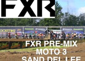 Video | FXR Pre-Mix Moto 3 | Sand Del Lee 1