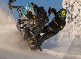 The All New SCOTT Snowmobile Collection Is Here
