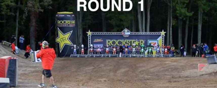 DMX Video Recap of Supercross Round 1 at Gopher Dunes