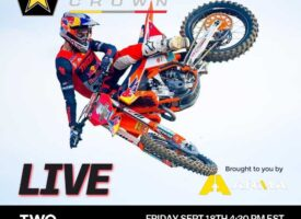 Rockstar Triple Crown Kicks Off SX