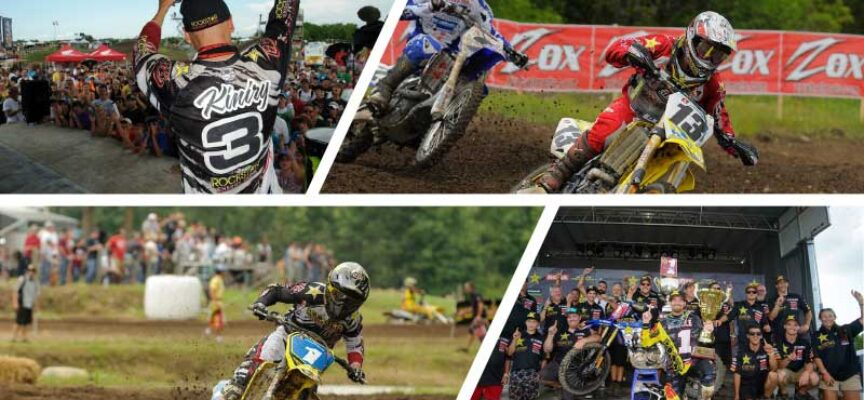 OTSFF Sports Marketing Group Closes MX Chapter after a Successful 18-Year Run in Canadian Motocross