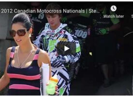 TBT | 2012 Ste. Julie Canadian MX Nationals | Pre and Post Race Vibes