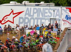 Pro MX Riders Donate to Alpinestars Mobile Medical Unit Through MIPS