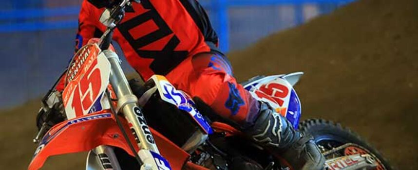 Video | Shadowing #15 Dexter Seitz at FWM AX | KTM Canada
