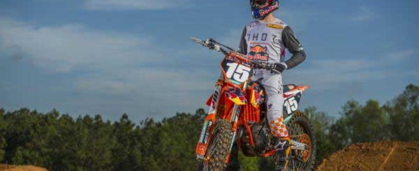 Podcast | Jess Pettis Talks about 2021 Supercross and Training at the Baker's Factory in Florida