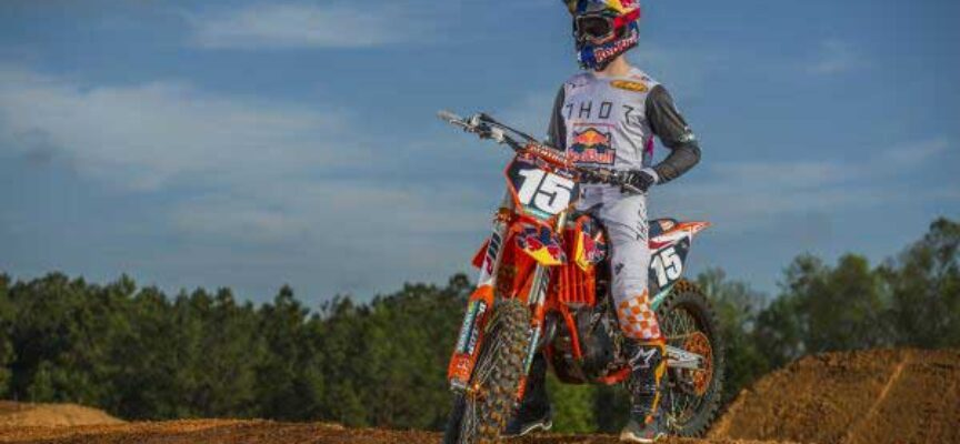 Podcast   Jess Pettis Talks about 2021 Supercross and Training at the Baker's Factory in Florida