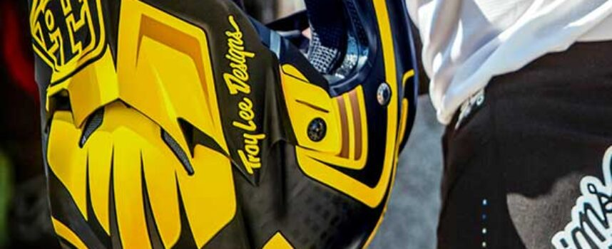 Troy Lee Designs Moto21 | New Helmet Collection