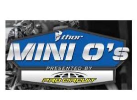Mini O's Live Stream and Live Timing