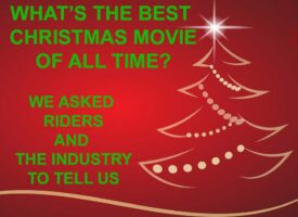 Best Christmas Movie of All Time? | We Ask Riders and Industry Folk
