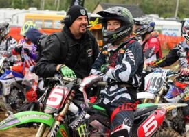 Frid'Eh Update #2   Chad Goodwin Tells Us What's Up with the Kawasaki Team   Presented by Troy Lee Designs