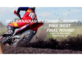 Video | 2012 Canadian WMX Championships Final Round Battle | Troy Lee Designs