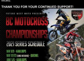 FWM 2021 BC Motocross Championships Schedule