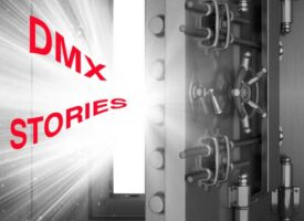 DMX Stories | Tales from the Vault | Mark Perrin Races in Edmonton