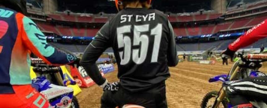 Podcast   Guillaume St Cyr Talks about SX Round 3 in Houston