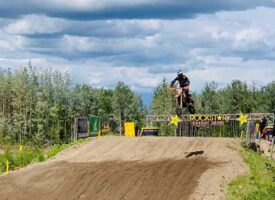 Prince George local represents Canada on International Supercross stage in Texas