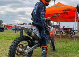 Podcast | #551 Guillaume St Cyr Looks Back on His 2021 SX Season