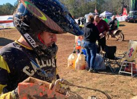 Podcast   Tyler Medaglia Talks about GNCC Round 1