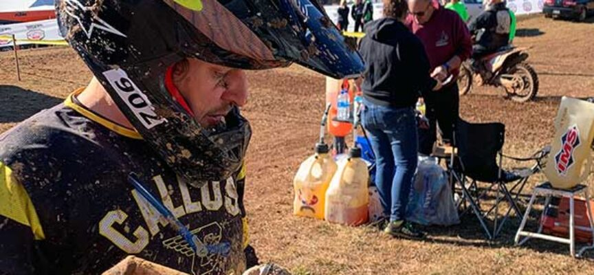 Podcast | Tyler Medaglia Talks about GNCC Round 1