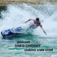 Podcast | Club MX Crew Chief, Canadian Greg Chidgey, Talks 2021 250 West Supercross
