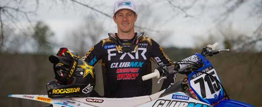 Phil Nicoletti Returns to AMA Pro Motocross Championship with Team ClubMX