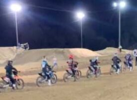 Video | Pro Circuit Open Supercross Main | Dade City MX