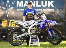 Manluk/Rock River Yamaha/Merge Racing Signs Quinn Amyotte and Ryder Floyd